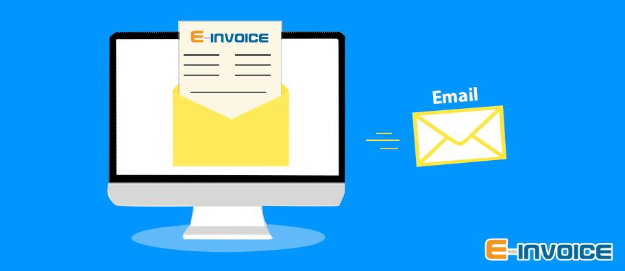 Sử dụng hình thức gửi hóa đơn bằng Email tối ưu chi phí chuyển phát cho doanh nghiệp